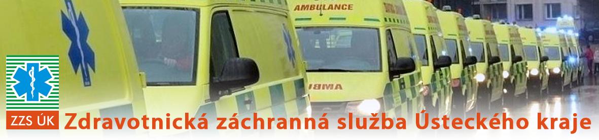 Zdravotnická záchranná služba Ústeckého kraje