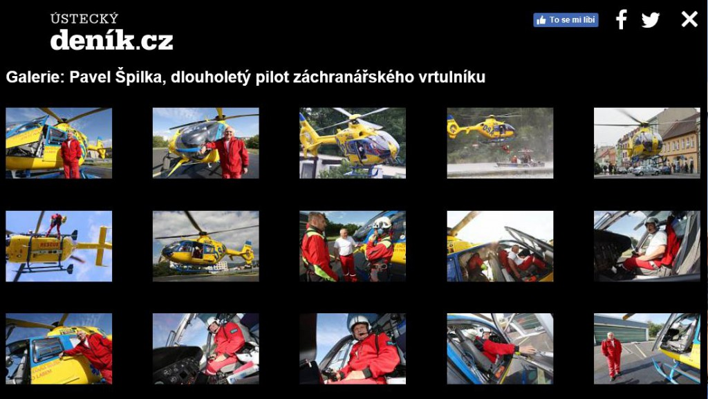 Fotogalerie - Špilka