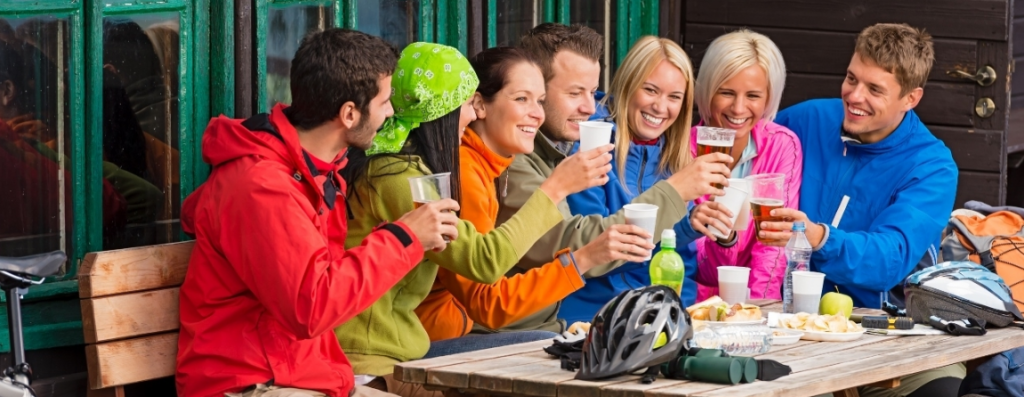 alkohol - cyklisté