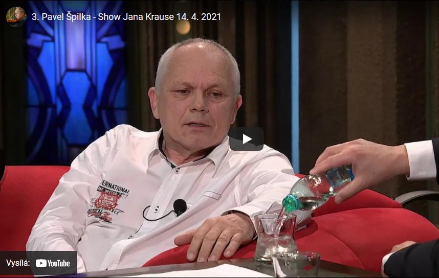 Pavel Špilka SHOW Jana Krause