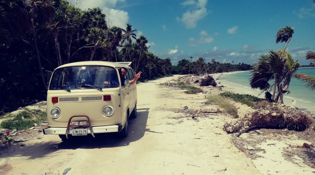 Výstřižek - Yucatan
